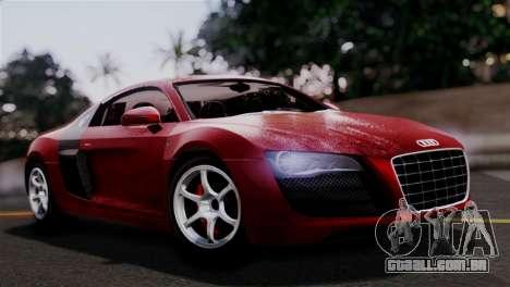 Audi R8 V10 v1.0 para GTA San Andreas