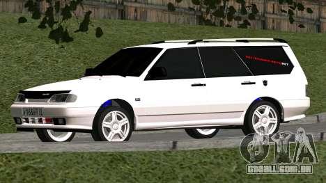 2115 Universal БПАN para GTA San Andreas vista direita