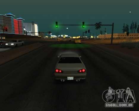 Project 2dfx 2.5 para GTA San Andreas décima primeira imagem de tela