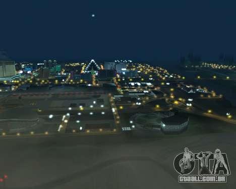 Project 2dfx 2.5 para GTA San Andreas oitavo tela