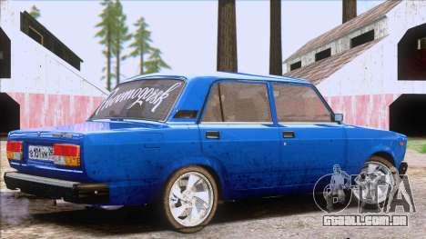Wheels Pack v.2 para GTA San Andreas quinto tela