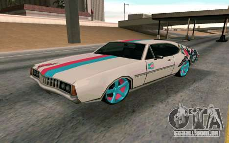 Clover Blink-182 Edition para GTA San Andreas