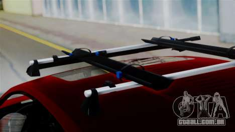 Volkswagen Jetta Stance para GTA San Andreas vista direita