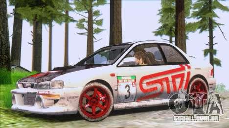 Wheels Pack v.2 para GTA San Andreas twelth tela
