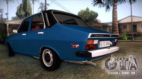 Dacia 1310TS 1981 para GTA San Andreas esquerda vista