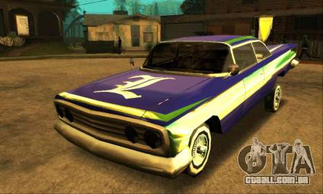 Luni Voodoo para GTA San Andreas