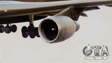 GTA 5 Caipira Airways para GTA San Andreas vista direita