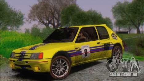 Wheels Pack v.2 para GTA San Andreas por diante tela