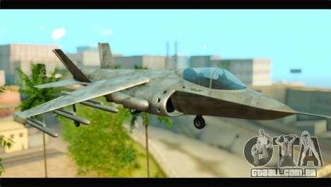 Mammoth Hydra v1 para GTA San Andreas
