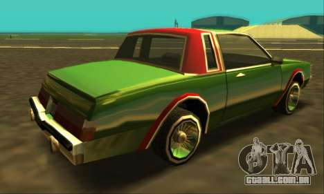 Majestic Restyle para o motor de GTA San Andreas