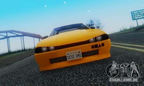 Elegy Hatchback v.1 para GTA San Andreas