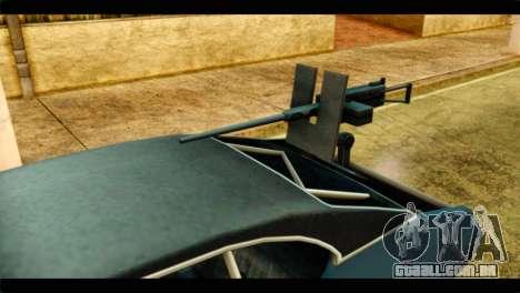 Clover Technical para GTA San Andreas vista direita