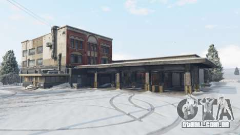 Native Trainer v1.1 North Yankton loader para GTA 5