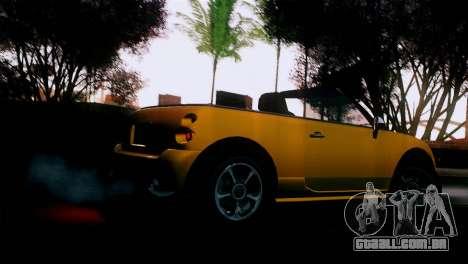 GTA 5 Weeny Issi IVF para GTA San Andreas esquerda vista