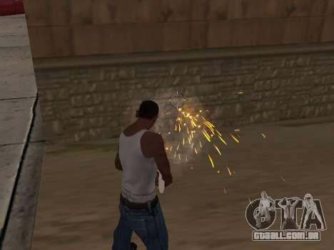 Overdose de efeitos (sem poeira) para GTA San Andreas segunda tela