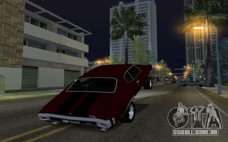 Carro Do Cavalinho para GTA San Andreas terceira tela