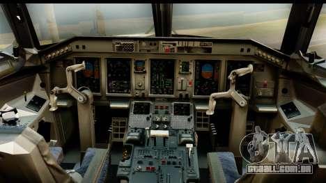 Embraer 175 PLL LOT Retro para GTA San Andreas vista direita