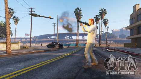 Ped Riot (um Motim dos cidadãos de Los Santos) para GTA 5