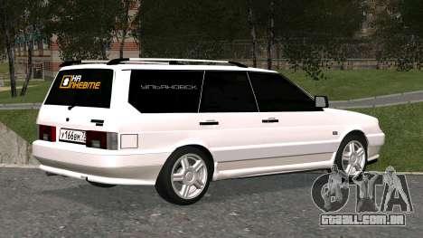 2115 Universal БПАN para GTA San Andreas esquerda vista