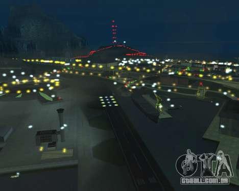Project 2dfx 2.5 para GTA San Andreas sexta tela