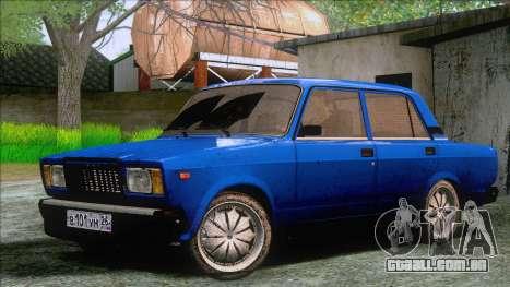 Wheels Pack v.2 para GTA San Andreas sexta tela