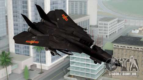 F-14 China Air Force para GTA San Andreas
