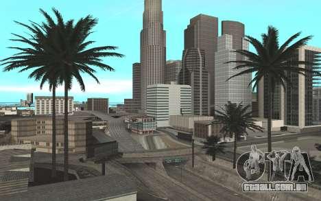 Colormod & ENBSeries para GTA San Andreas segunda tela