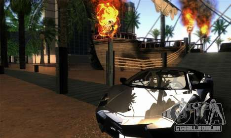 Trigga Snupes ENB para GTA San Andreas