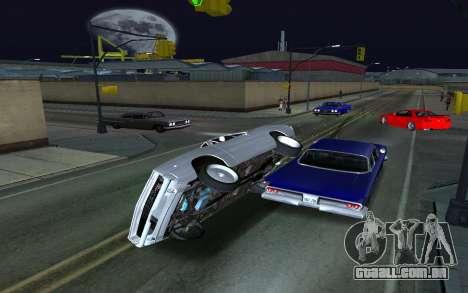 Carro Do Cavalinho para GTA San Andreas segunda tela