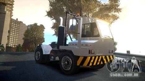 GTA V Dock Tug para GTA 4 vista de volta
