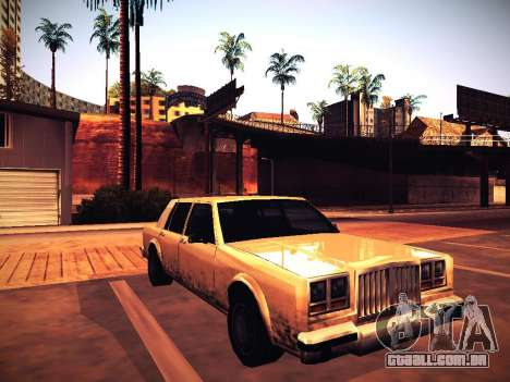 ENB Caramelo para GTA San Andreas