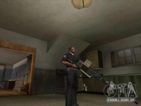 CABO de Battelfield 2 para GTA San Andreas