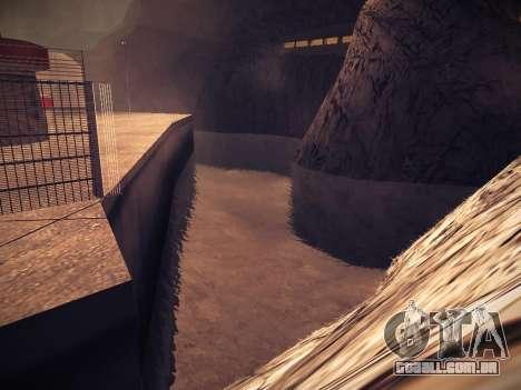 ENB Caramelo para GTA San Andreas terceira tela