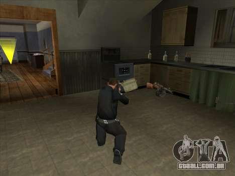 CABO de Battelfield 2 para GTA San Andreas terceira tela