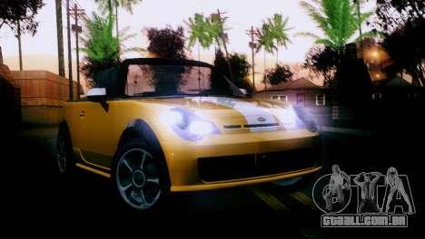 GTA 5 Weeny Issi IVF para GTA San Andreas