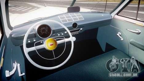 Ford Custom Fordor 1949 v2.2 para GTA 4 vista de volta