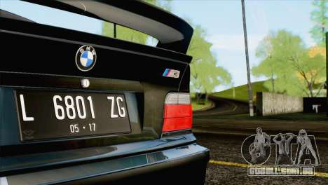 Mjla ENB Shader v1 para GTA San Andreas segunda tela