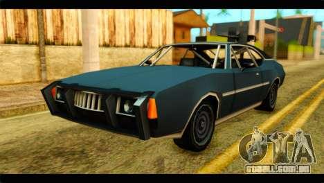 Clover Technical para GTA San Andreas