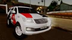 Toyota Hilux SW4 2014 Forca Tatica