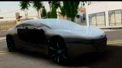 Audi A9 Concept para GTA San Andreas