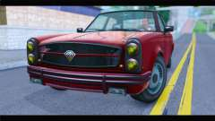 GTA 5 Benefactor Glendale Special IVF para GTA San Andreas
