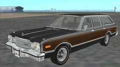 Plymouth Volare Wagon 1976 wood