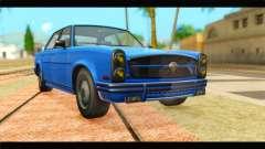 GTA 5 Benefactor Glendale Special