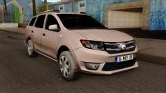 Dacia Logan MCV 2013 IVF