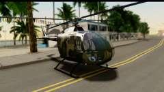 MBB Bo-105 Army