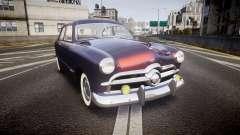 Ford Custom Tudor 1949 v2.2