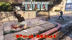 Ped Riot (um Motim dos cidadãos de Los Santos)