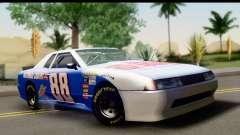 Elegy NASCAR para GTA San Andreas
