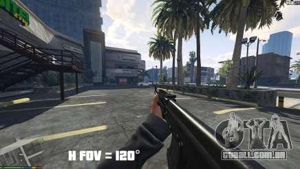 FOV mod v1.3 para GTA 5