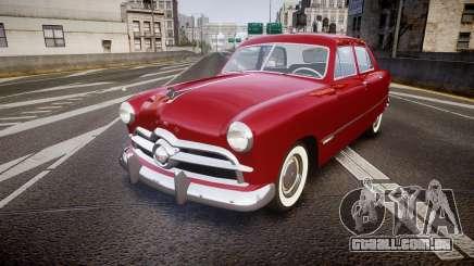 Ford Custom Fordor 1949 v2.2 para GTA 4
